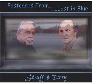 Postcards from Lost in Blue