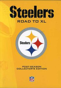 NFL Pittsburgh Steelers: Road to XL