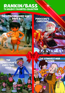 Rankin/ Bass TV Holiday Favorites Collection