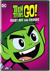 Teen Titans Go: Beast Boy And Friends