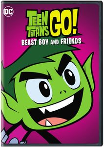 Teen Titans Go: Beast Boy And Friends