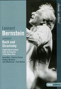 Bernstein Conducts Bach: Magnificat: Mass