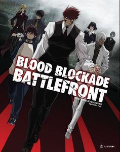 Blood Blockade Battlefront: The Complete Series