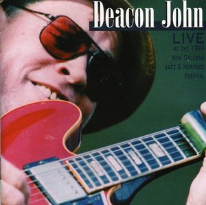 Live at 1994 New Orleans Jazz & Heritage Festival