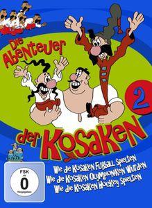 Kinderfilm: Die Abenteuer Der Kosaken 2