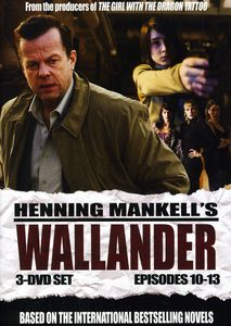 Wallander: Episodes 10 - 13