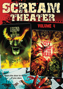Scream Theater Double Feature, Volume 4: Legend of the Witches /  The City of the Dead
