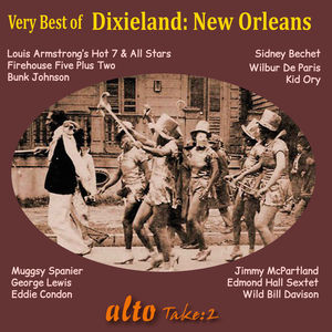 Very Best of Dixieland New Orleans /  Various