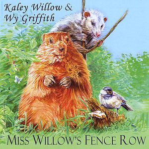 Miss Willow's Fence Row