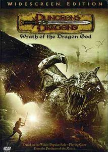 Dungeons & Dragons-Wrath of the Dragon God