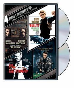 4 Film Favorites: Steve McQueen Collection