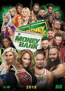 WWE: Money In The Bank 2018