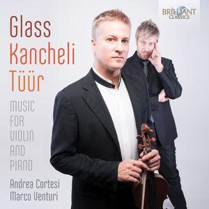 Music for Violin & Pno