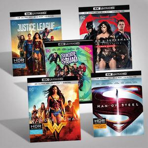 DC Films Ultra HD Bundle