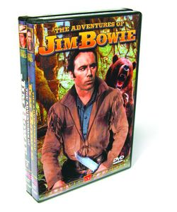The Adventures of Jim Bowie: Volume 1-2