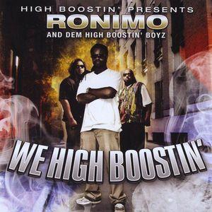We High Boostin'