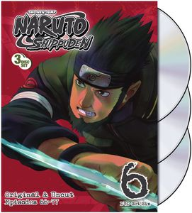 Naruto Shippûden Box Set: Volume 6