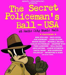 The Secret Policeman's Ball--USA