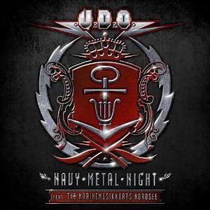 Navy Metal Night
