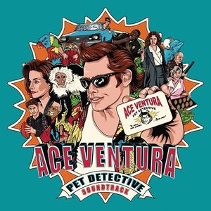 Ace Ventura: Pet Detective (original Soundtrack)