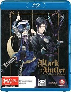 Black Butler: Book Of Circus Season 3 [Import]