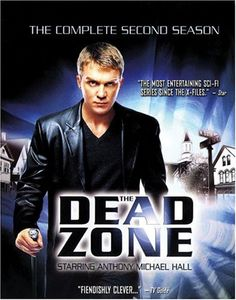 The Dead Zone: The Complete Second Season