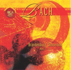 Bach, J.S. : Brandenberg Concertos