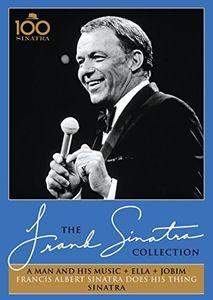 Frank Sinatra: A Man and His Music + Ella + Jobim /  Francis Albert Sinatra Does His Thing