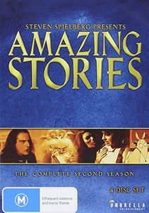 Amazing Stories: The Complete Second Season [Import]