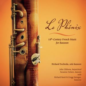 Le Phenix 18th-Century French Music for Bassoon