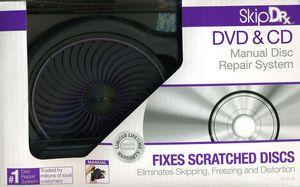 DI 1018300 SKIPDR DVD & CD MANUAL DISC REPAIR SYS