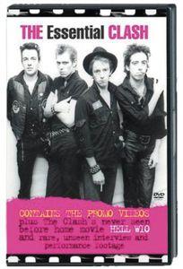 Essential Clash DVD [Import]