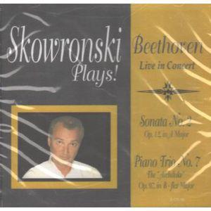 Skowronski Plays!-Beethoven-Live in Concert