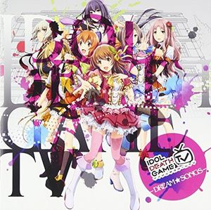 Idol Death Game Tv -Dream Song (Original Soundtrack) [Import]