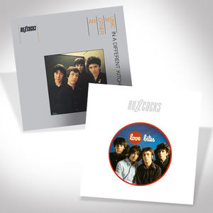 Buzzcocks Vinyl Bundle