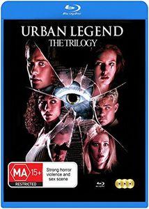 Urban Legends Trilogy Ultimate Edition [Import]
