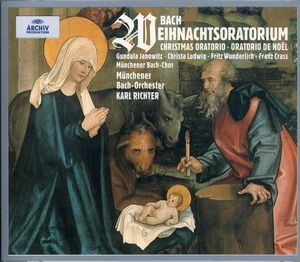 Weihnachtsoratorium (Christmas Oratorio)