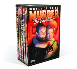 Vintage Hollywood Murder Mysteries