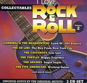 Collectables I Love Rock N Roll 2 /  Various
