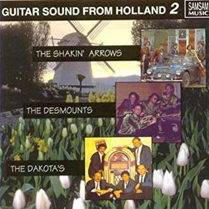 Guitar Sound From Holland 2 /  Various