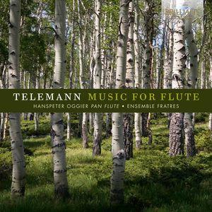Georg Philipp Telemann: Music for Flute