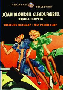 Traveling Saleslady /  Miss Pacific Fleet (Joan Blondell and Glenda Farrell Double Feature)