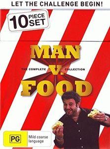Man V Food: Complete Series [Import]