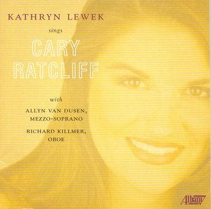 Kathryn Lewek Sings Cary Ratcliff