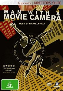 Man with a Movie Camera [Import]