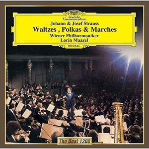 Waltz. Polkas & Marches