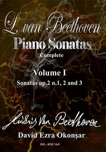 Beethoven Sonatas: Volume 1