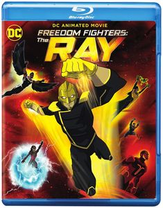 Freedom Fighters: The Ray (DC)