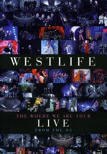 Where We Are Tour-Live at the O2 [Import]