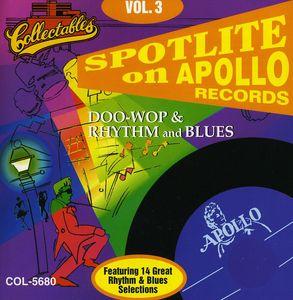 Spotlite Series: Apollo Records, Vol.3